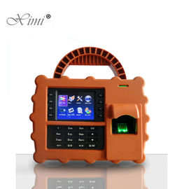 GPRS WIFI S922 Biometric Time Attendance Machine Built In Backup Battery